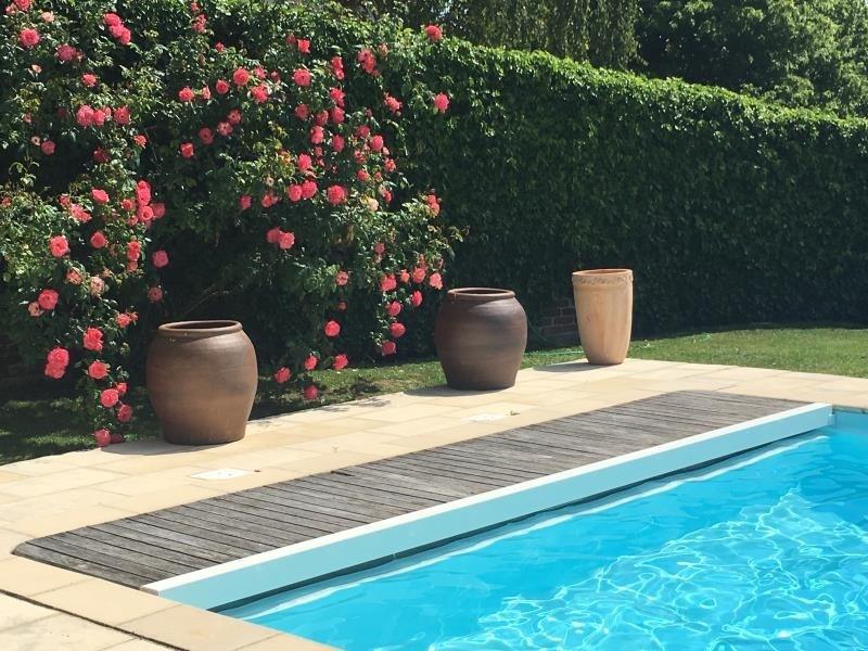 Deluxe sale house / villa Tracy le mont 618800€ - Picture 3