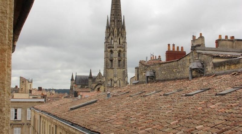 Sale apartment Bordeaux 263000€ - Picture 1