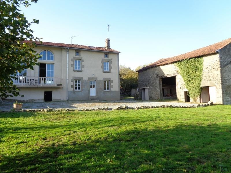 Vente maison / villa Bessines sur gartempe 250 000€ - Photo 2