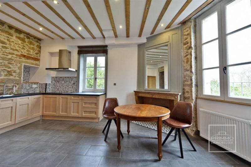 Vente maison / villa Saint didier au mont d or 480000€ - Photo 2
