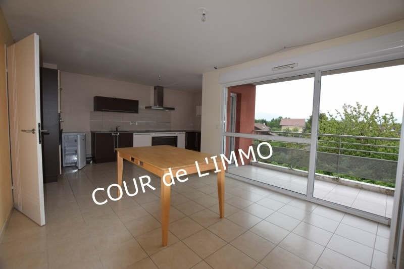 Vente appartement Cranves sales 270000€ - Photo 4