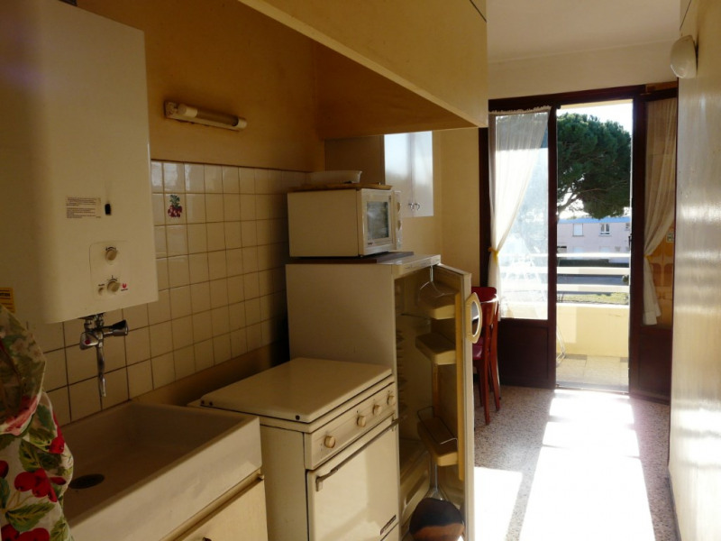 Sale apartment Le grau du roi 205 000€ - Picture 4