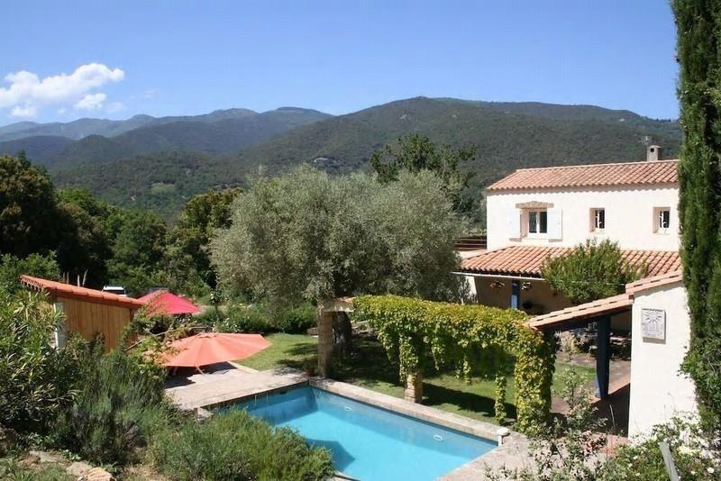 Vente maison / villa Arles sur tech 466000€ - Photo 1