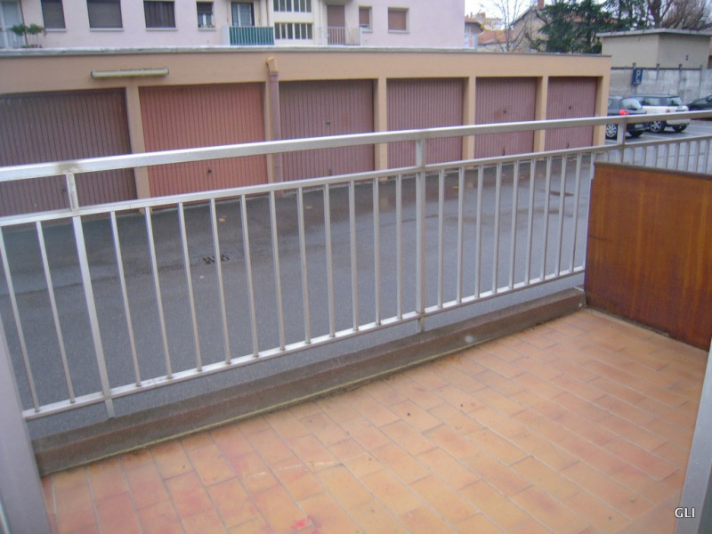 Rental apartment Tassin la demi lune 417€ CC - Picture 1