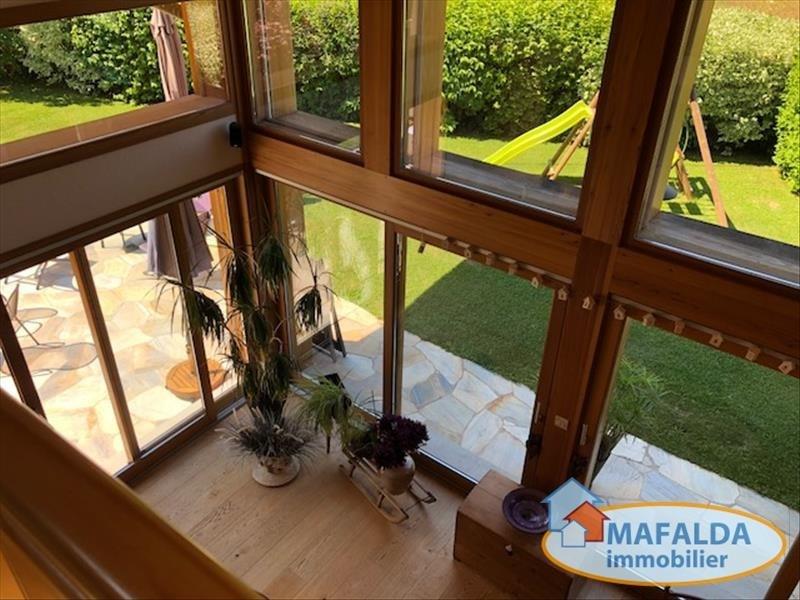 Sale house / villa Mont saxonnex 530000€ - Picture 5