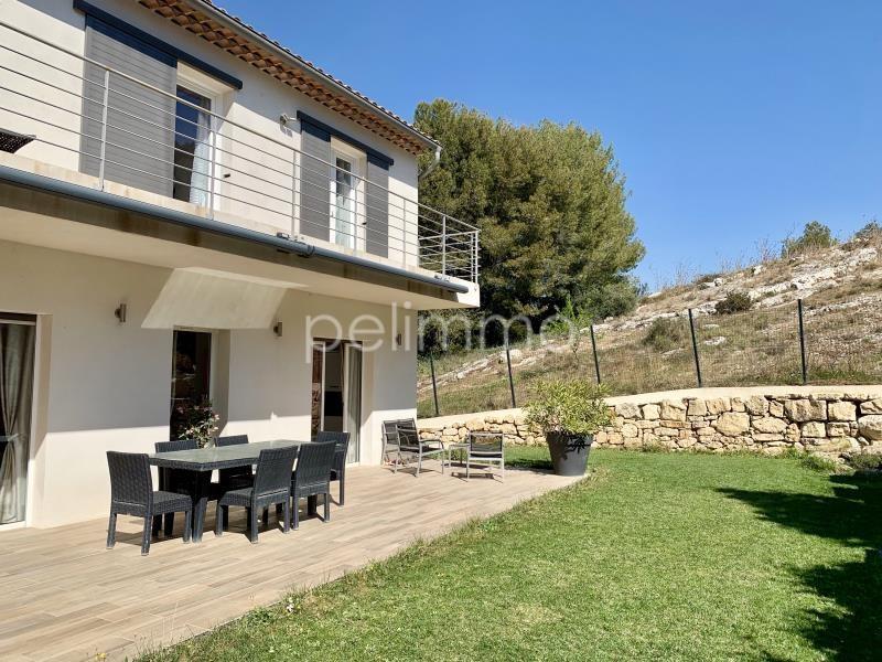 Deluxe sale house / villa Lambesc 598000€ - Picture 4