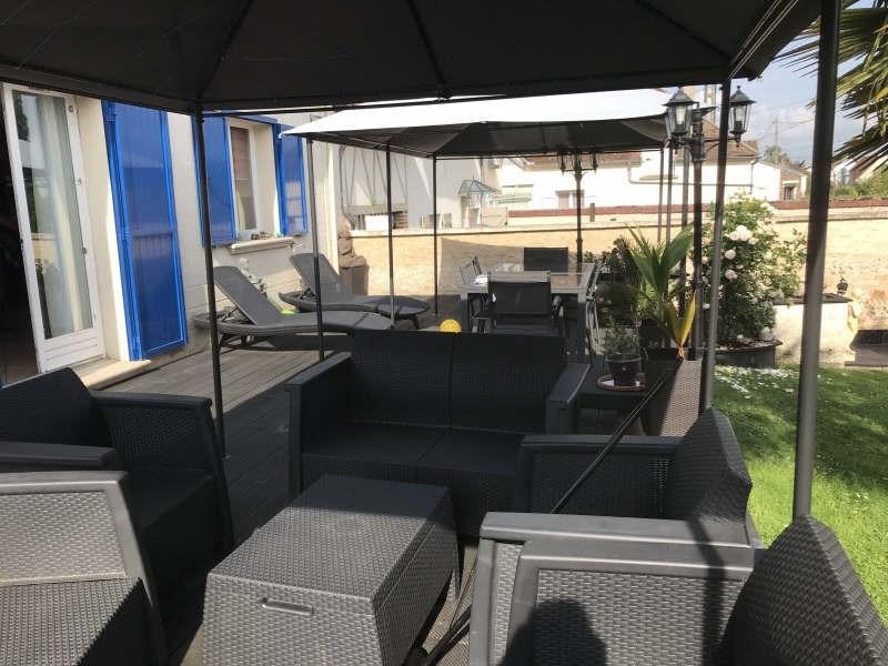 Sale house / villa Chaumont en vexin 429400€ - Picture 3