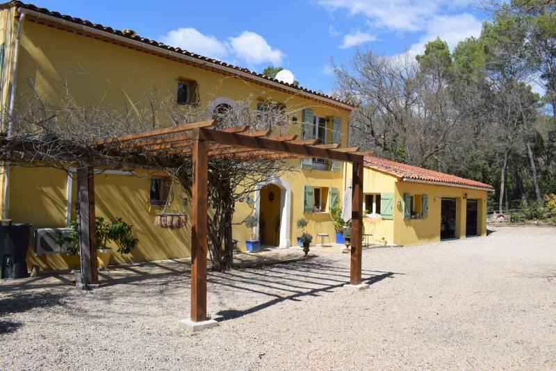 Deluxe sale house / villa Fayence 560000€ - Picture 20