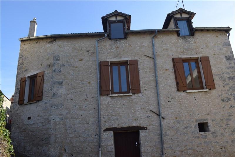 Sale house / villa Bennecourt 158000€ - Picture 1
