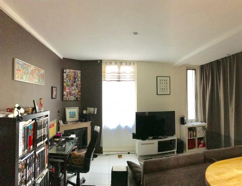 Sale apartment Villeurbanne 137700€ - Picture 1