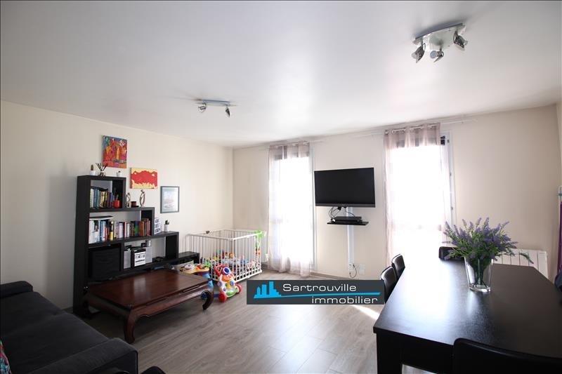 Revenda apartamento Sartrouville 215000€ - Fotografia 2