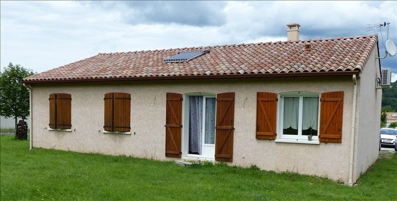 Sale house / villa Proche aussillon 147000€ - Picture 1