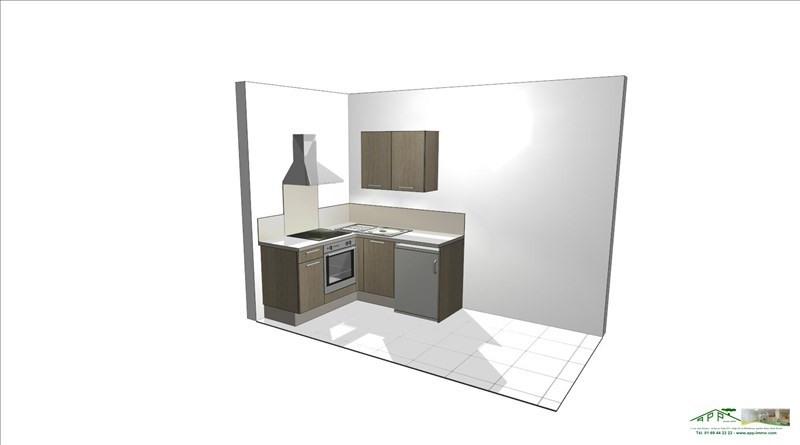 Rental apartment Draveil 656€ CC - Picture 3