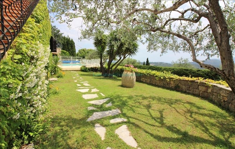 Vente de prestige maison / villa Peymeinade 820000€ - Photo 7