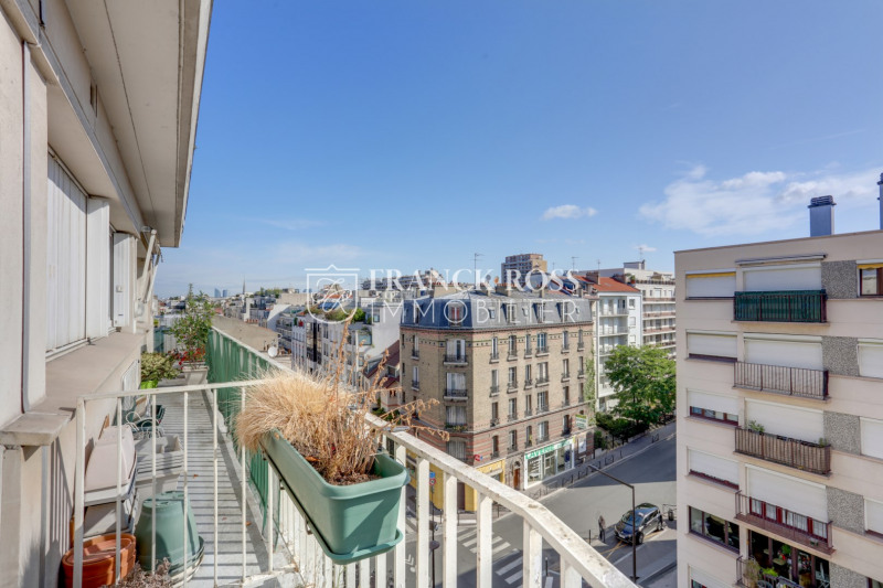 Rental apartment Boulogne-billancourt 2050€ CC - Picture 1