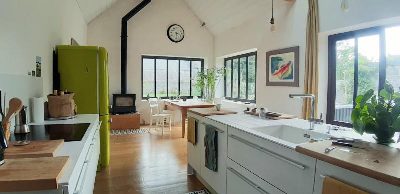Vente maison / villa Regneville sur mer 491000€ - Photo 1