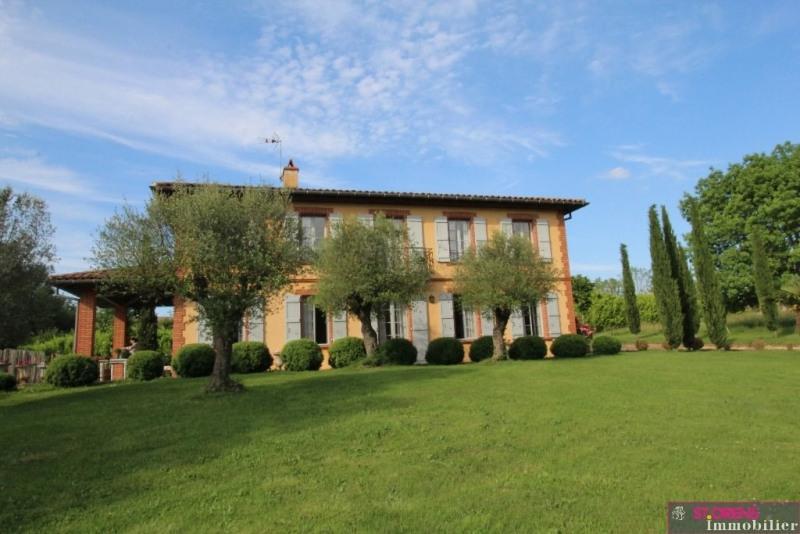 Deluxe sale house / villa Saint-orens-de-gameville 10 minutes 943950€ - Picture 2