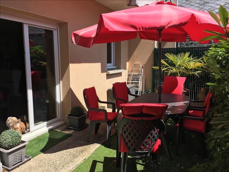 Verkoop  appartement Janze 107635€ - Foto 1