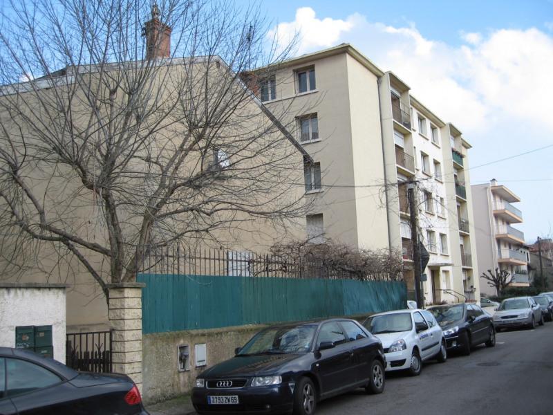 Rental apartment Venissieux 414€ CC - Picture 1