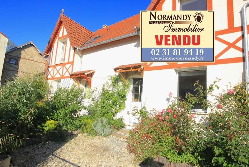 Sale house / villa Villers sur mer 318000€ - Picture 1