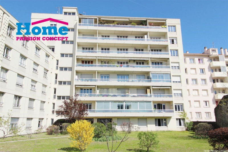 Sale apartment Villeurbanne 355 000€ - Picture 1