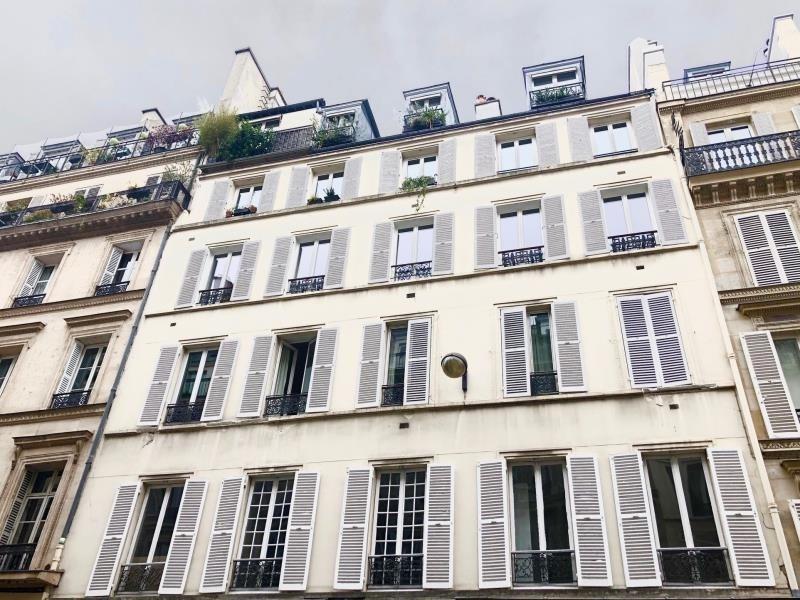 Rental office Paris 9ème 5833€ HT/HC - Picture 1