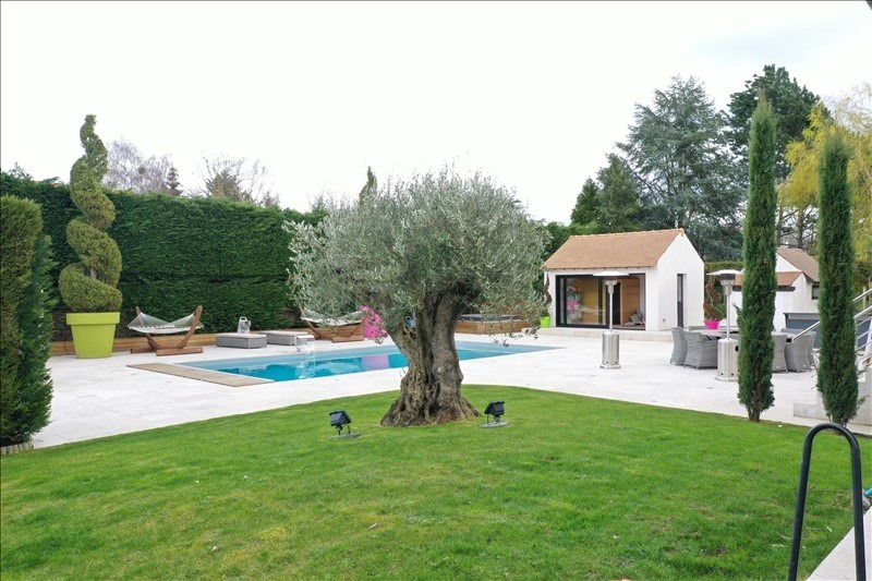 Deluxe sale house / villa Orgeval 1 480 000€ - Picture 3