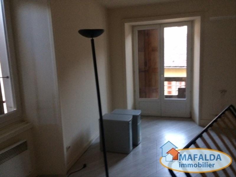 Sale apartment Saint jeoire 128000€ - Picture 4
