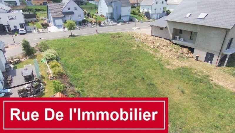Vente terrain Ottersthal 102230€ - Photo 2