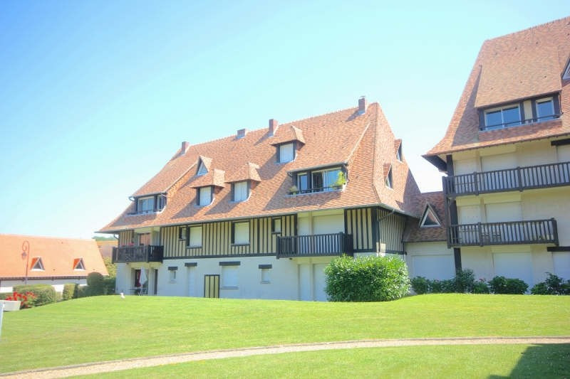 Vente appartement Villers sur mer 129 000€ - Photo 1