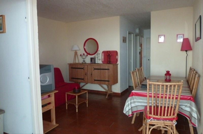 Vente appartement Canet plage 185000€ - Photo 3