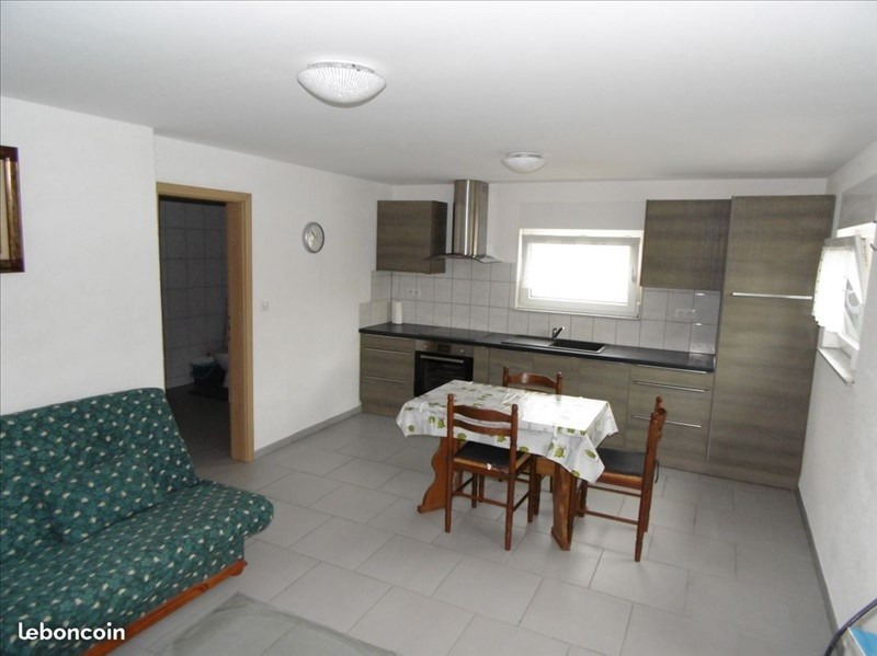 Rental apartment Niederlauterbach 420€ CC - Picture 1