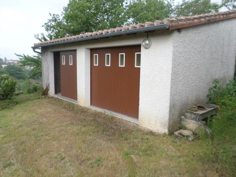 Vente maison / villa Lussac les chateaux 97200€ - Photo 10