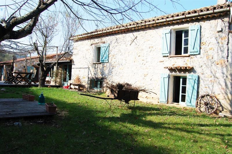 Deluxe sale house / villa Fayence 780 000€ - Picture 2