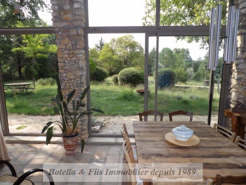 Verkoop van prestige  huis Barjac 527000€ - Foto 9