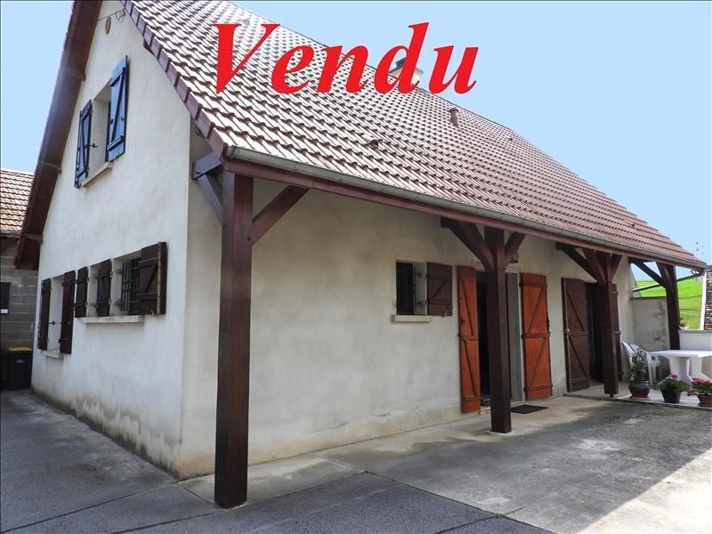 Vente maison / villa Village proche chatillon 134000€ - Photo 1