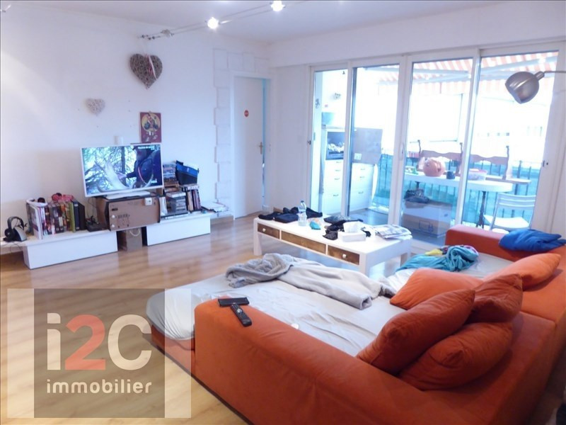 Sale apartment Gex 260000€ - Picture 1