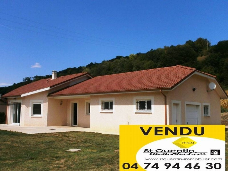 HOUSE PLAIN FOOT - 5 ROOMS - PLOT 1649 m2