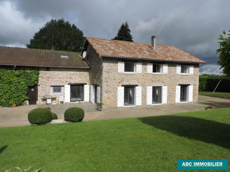 Vente maison / villa Saint leonard de noblat 378000€ - Photo 1