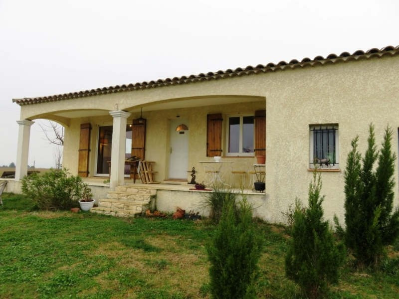 Sale house / villa Grospierres 287 200€ - Picture 2