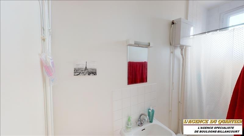 Venta  apartamento Boulogne billancourt 299000€ - Fotografía 6