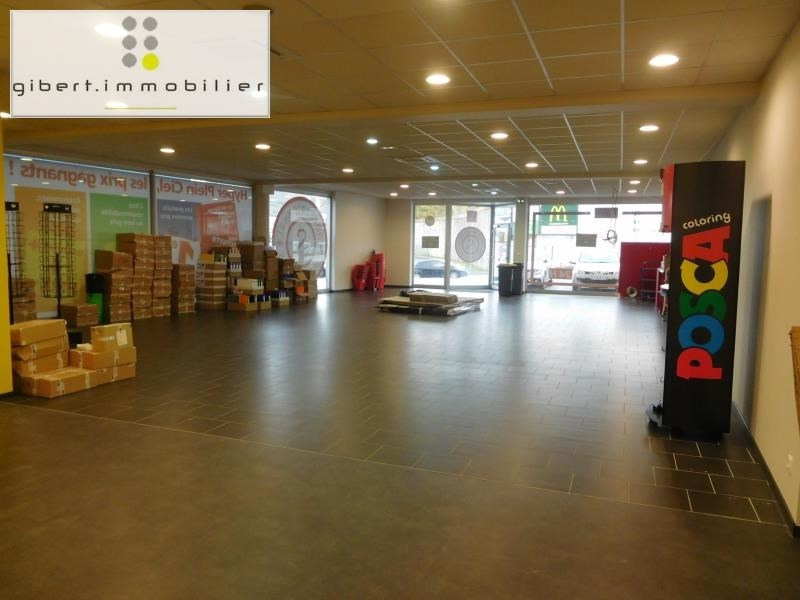 Location local commercial Brives charensac 3 160€ HT/HC - Photo 3
