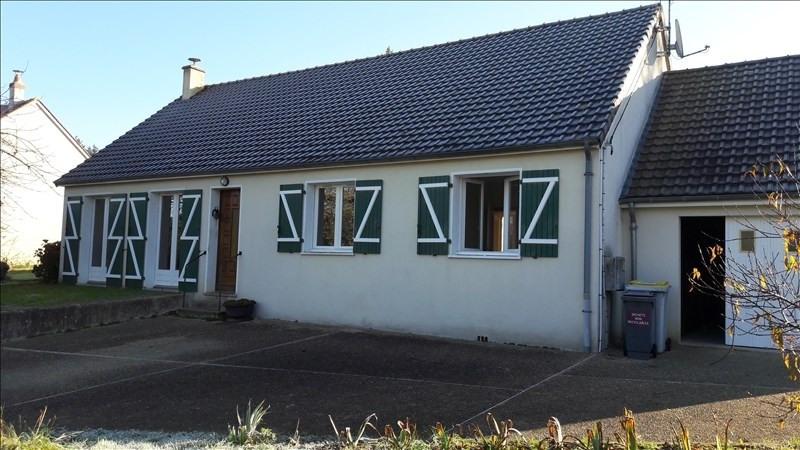 Vente maison / villa Vendome 135070€ - Photo 1