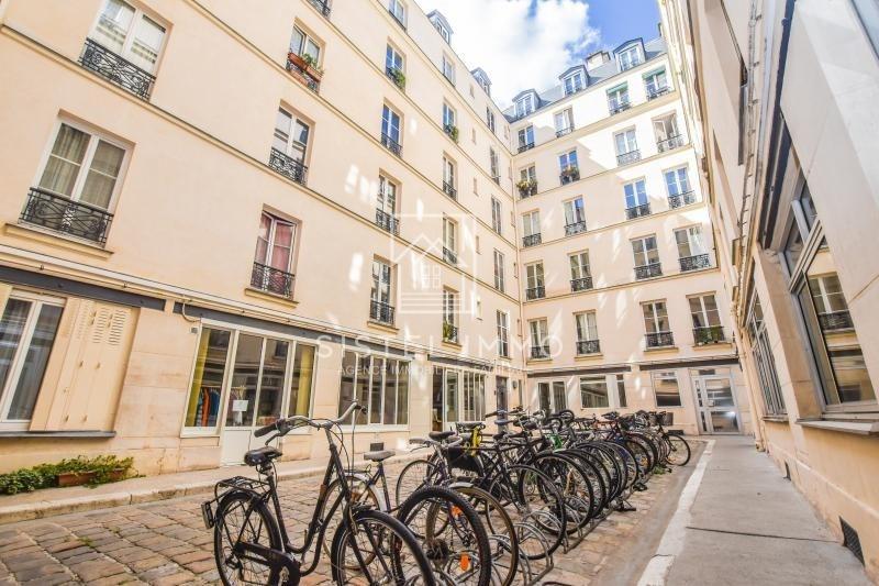 Investment property apartment Paris 10ème 385000€ - Picture 10