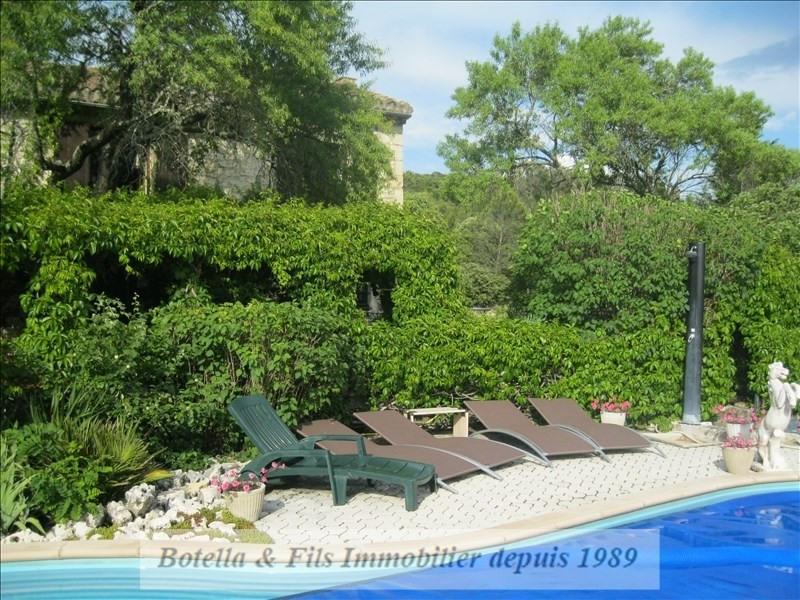 Immobile residenziali di prestigio casa Uzes 798000€ - Fotografia 8