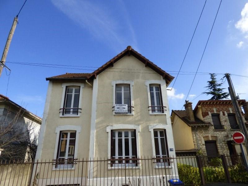 Vente maison / villa Argenteuil 275000€ - Photo 1
