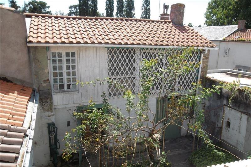 Vente maison / villa Aizenay 79900€ - Photo 8