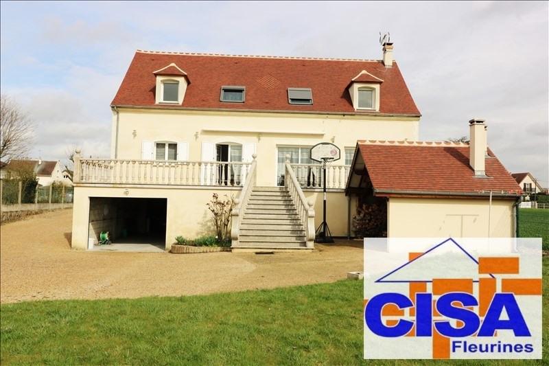Vente maison / villa Senlis 488000€ - Photo 2