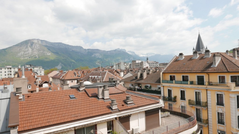 Deluxe sale apartment Annecy 595 000€ - Picture 6