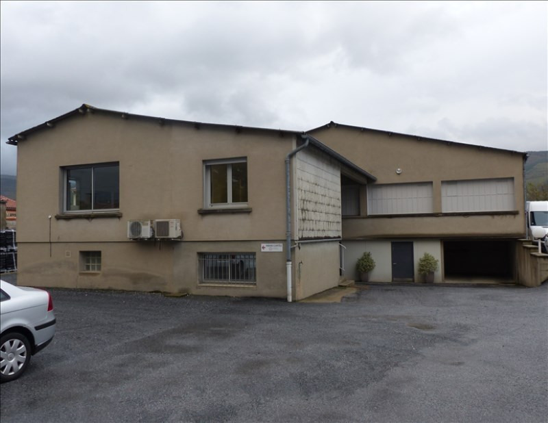 Vente local commercial Aussillon 190 000€ - Photo 1